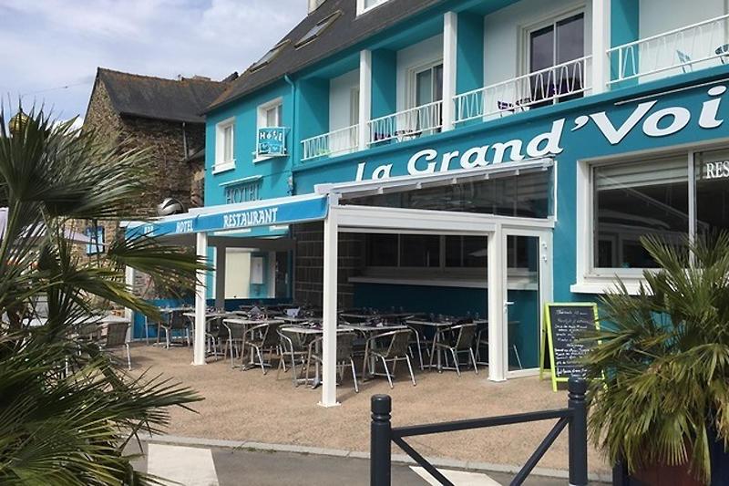 Hôtel Restaurant La Grand'Voile
