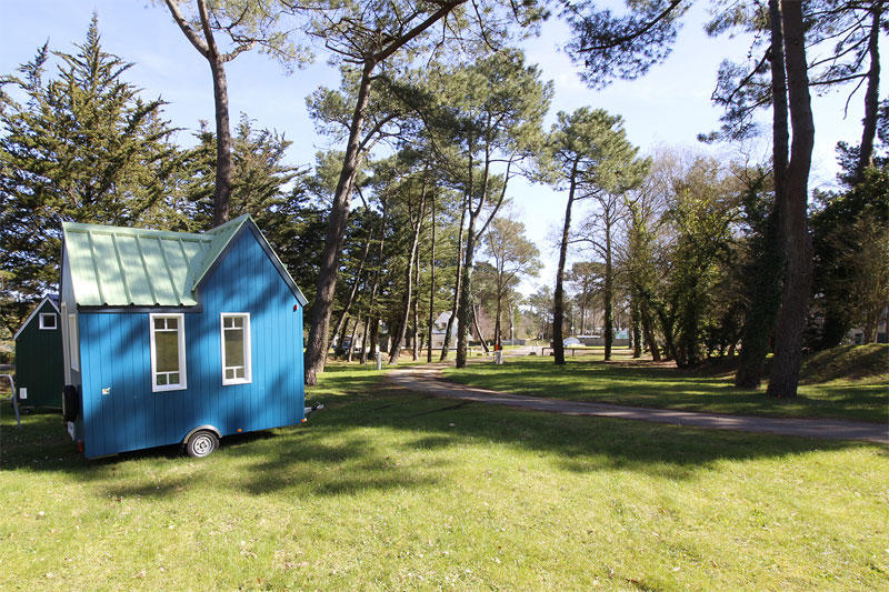 CahuteLab - Camping Le Guen