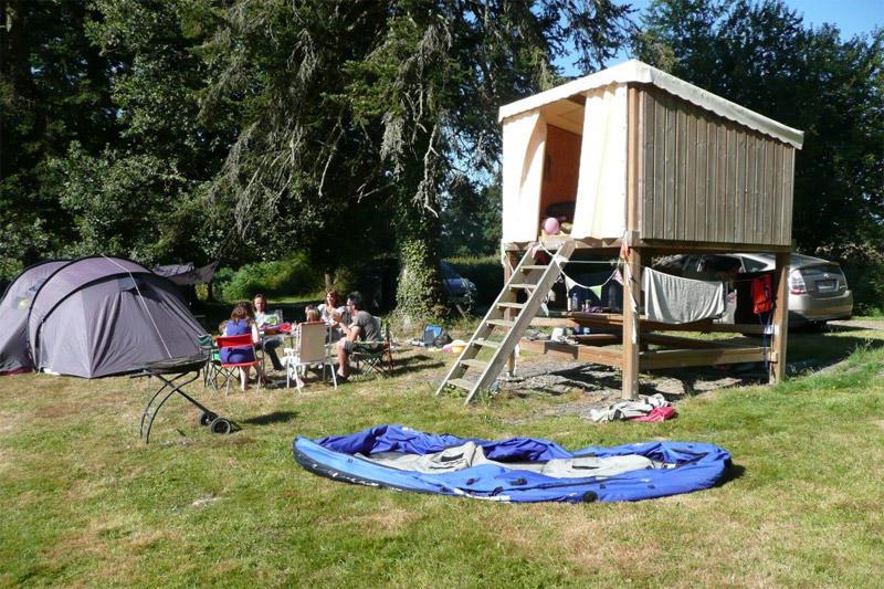 Camping la Morinais