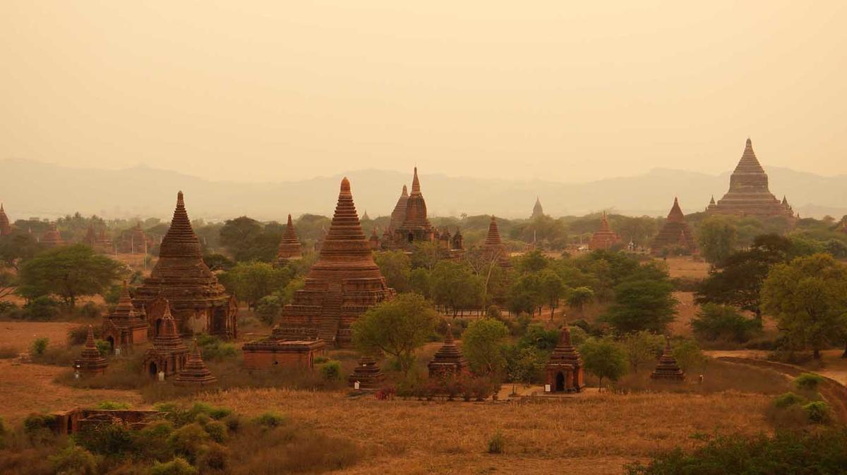 Film documentaire - Birmanie - Guilvinec - Pays Bigouden