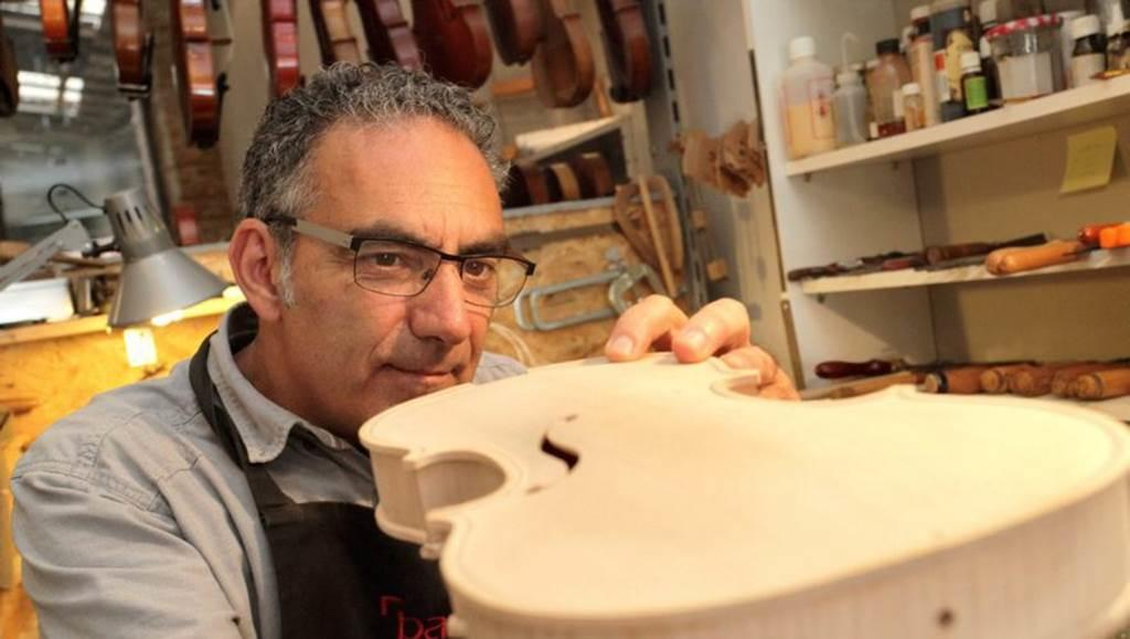 Luthier Pascal Quinson