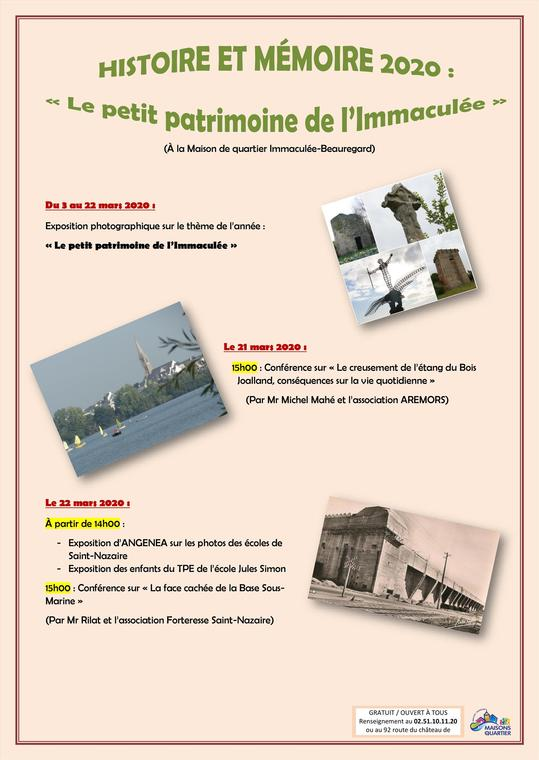 Exposition Histoire et Mémoire