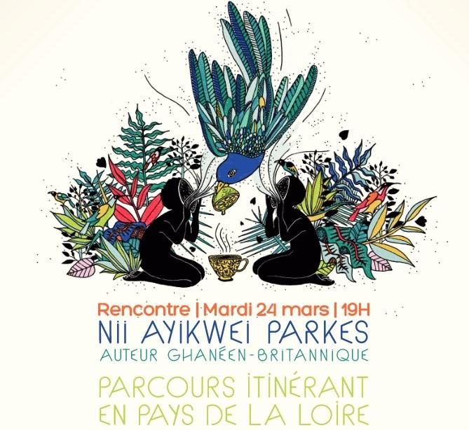 Rencontre avec Nii Ayikwei Parkes