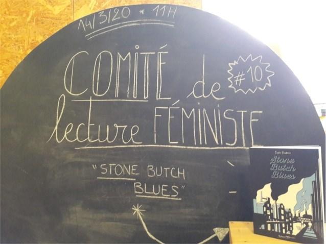 Comité de lecture féministe #10