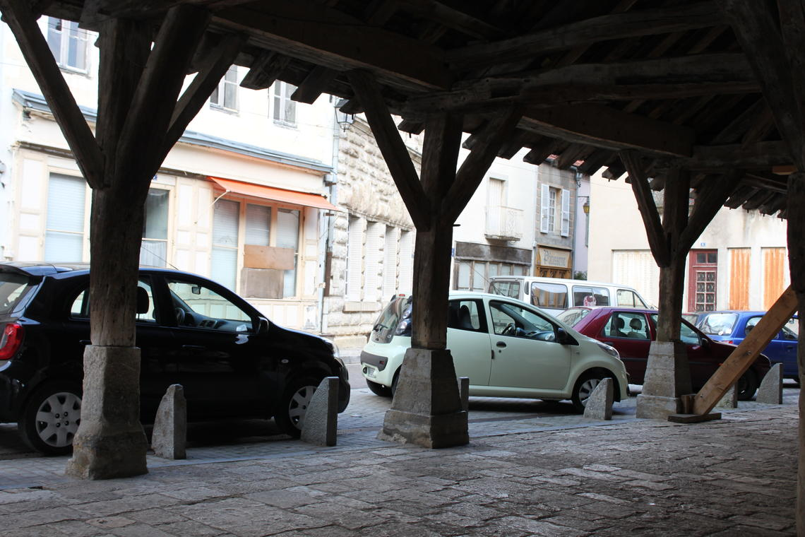 Parking des Halles