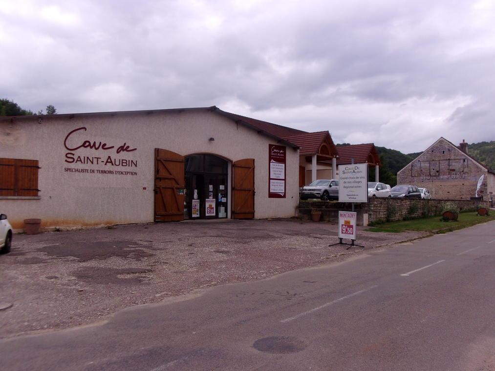 Cave de Saint Aubin