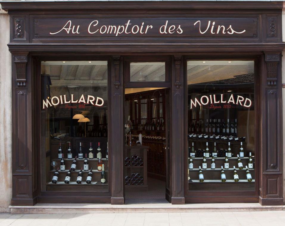 Au Comptoir des Vins / MOILLARD