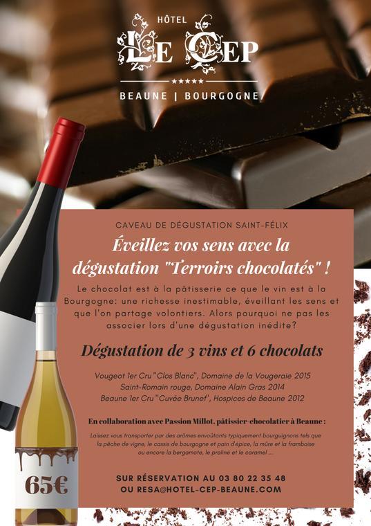 Terroirs et Chocolats