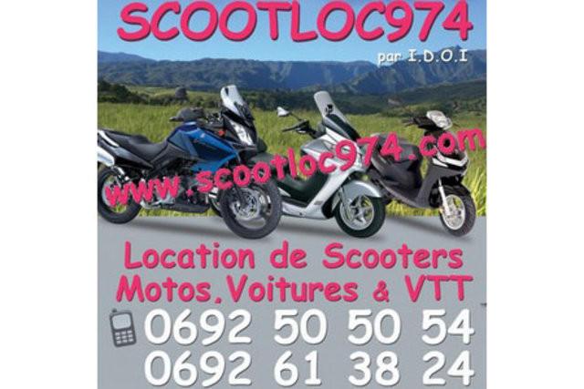 Scootloc974