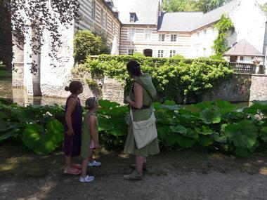 Le Château de Créminil - Estrée-Blanche
