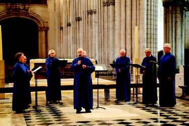 chœur grégorien (c) art & spiritualité