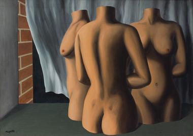 Ren+-« Magritte, Dialogue d+-«nou+-« par le vent, 1928.jpg