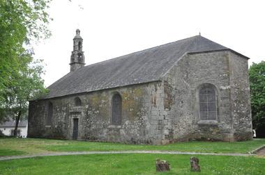 chapelle de la Vierge - Gourin - ©OTPRM (2).JPG