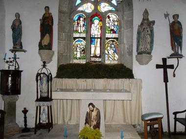 chapelle St Brendan - Langonnet - crédit photo OTPRM.JPG