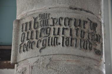 Eglise saint-Conogan  - Lanvenegen - Pays roi Morvan-Morbihan Bretagne sud-CP CCPRM (55).JPG