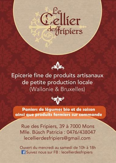 ©Cellier des Fripiers