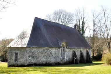 chapelle St Servais - Langoëlan - Pays roi Morvan - Morbihan Bretagne Sud - ©OTPRM (2).JPG