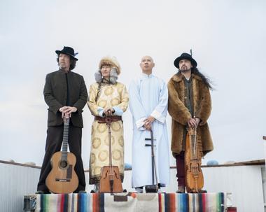 Mathias Duplessy@Mathias Duplessy et les violons du monde.JPG