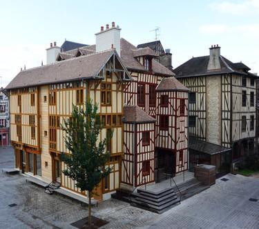 Maison du Tourisme©Kty CB Troyes