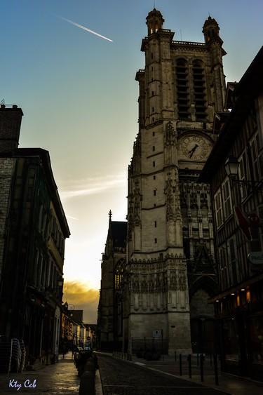 Cathédrale © Kty CB Troyes