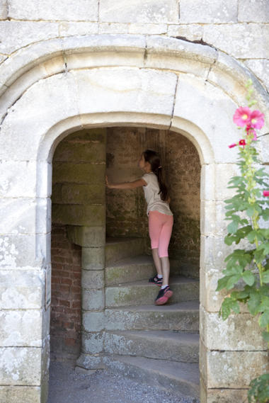 Entrez dans le château d'Olhain © Brigitte Baudesson