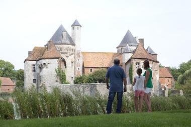 Le château d'Olhain © Brigitte Baudesson