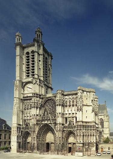 Cathédrale © DNL Troyes