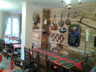 Chez Mon Vieux - Valenciennes -  Restaurant - Intérieur (4) - 2018.jpg