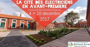 La Cité des Électriciens en avant-première - Bruay-la-Buissière
