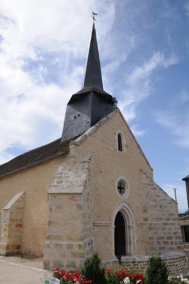 Eglise - Coulonges ©Béatrice Guyonnet (8).JPG