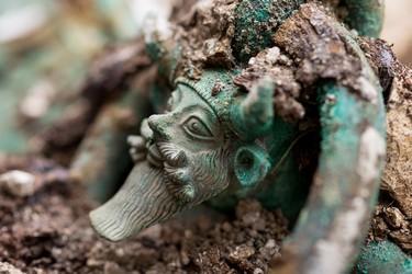 Prince celte dans l'Aube (c) musées troyes