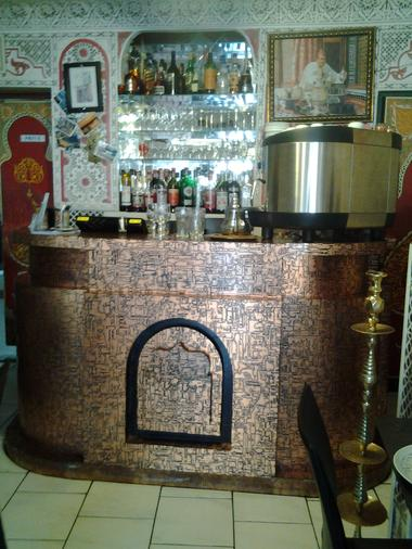 Le Marrakech - Valenciennes -  Restaurant - Comptoir Bar - 2018.jpg