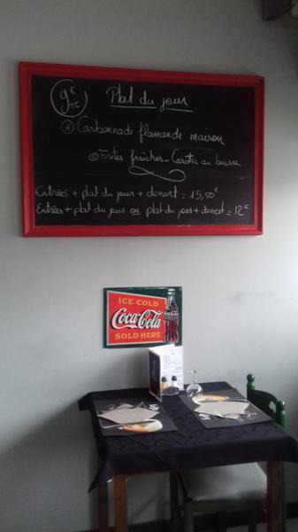 La Crespinette - Crespin -  Restaurant - Plat du jour - 2018.jpg