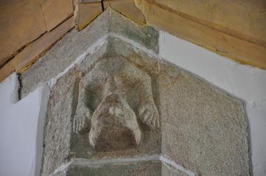Chapelle St-Maudé - Guiscriff - Pays roi Morvan - Morbihan Bretagne sud - CP OTPRM (24).JPG