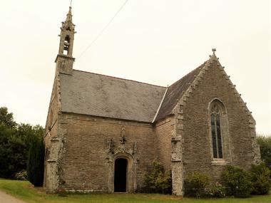 chapelle de Mousterien - Gourin - Pays roi Morvan - Morbihan Bretagne Sud - credit photo OTPRM (56).JPG