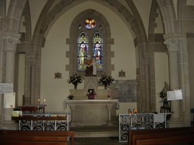 intérieur Ste Anne des Bois - Berné - crédit photo OTPRM (6).JPG