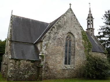 chapelle de Mousterien - Gourin - Pays roi Morvan - Morbihan Bretagne Sud - credit photo OTPRM (33).JPG