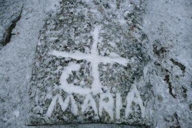 Nécropole de Civaux - MARIA ©Hélène Crouzat.JPG