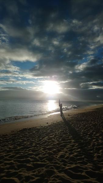arrivee plage de la redoute le matin.jpg