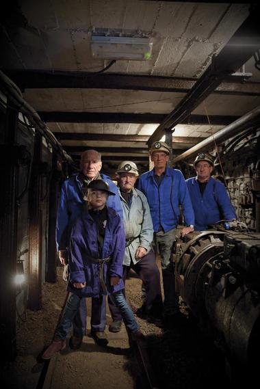 Musée de la mine - Auchel © Brigitte Baudesson
