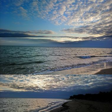 ciels sur la plage des portes en re.jpg