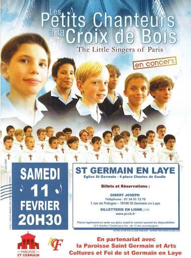 Paroisse de Saint-Germain-en-Laye