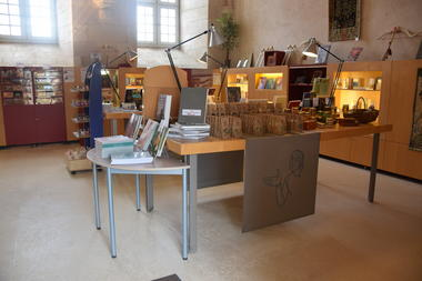 Abbaye Saint Savin_Boutique.JPG