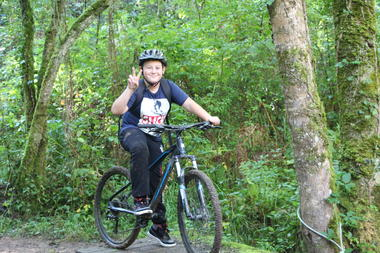 VTT CPA Lathus saint rémy - ©Club Photo de Saulgé.jpg