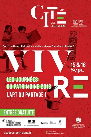 Voyage culinaire - Cité des Électriciens - Bruay-La-Buissière