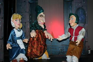 """Spectacle """"Hansel et Gretel"""" - Bruay-la-Buissière"""