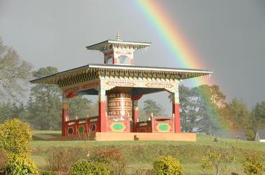 centre bouddhique Plouray Pays roi Morvan -  Morbihan bretagne Sud - credit centre bouddhique (2).JPG