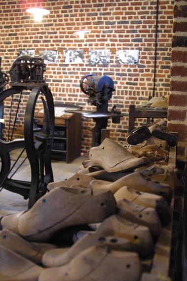 La Maison de la Chaussure à Lillers © Philippe Vincent
