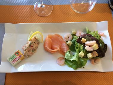 Salade de la Mer - Le Pressoir de Julien - Greuville - @ABB OTQSV.JPG