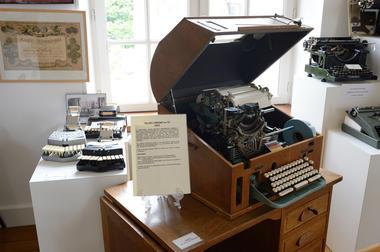Musée de la machine à écrire - Montmorillon - 2017 - ©Momentum Productions Mickaël Planes (38).JPG